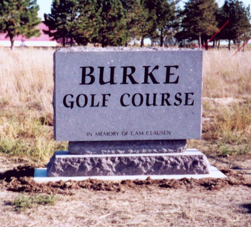 Burkegolfcoursearc