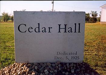 Cedarhallarc