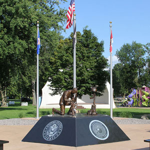 Minneapolis Granite Memorials | Civic Monuments & Installations