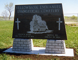 Yellowbank Cemetery
