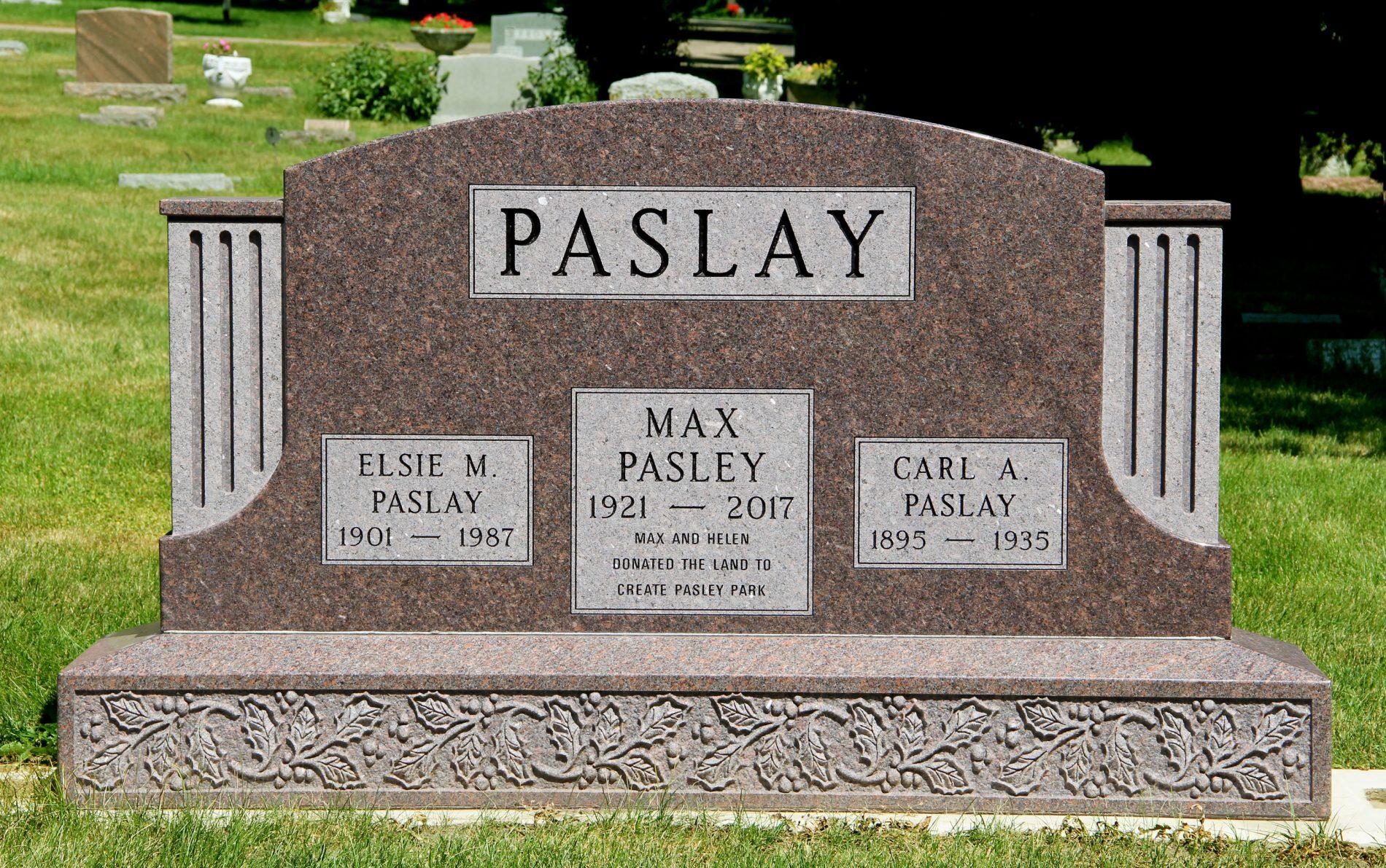 Paslay Web