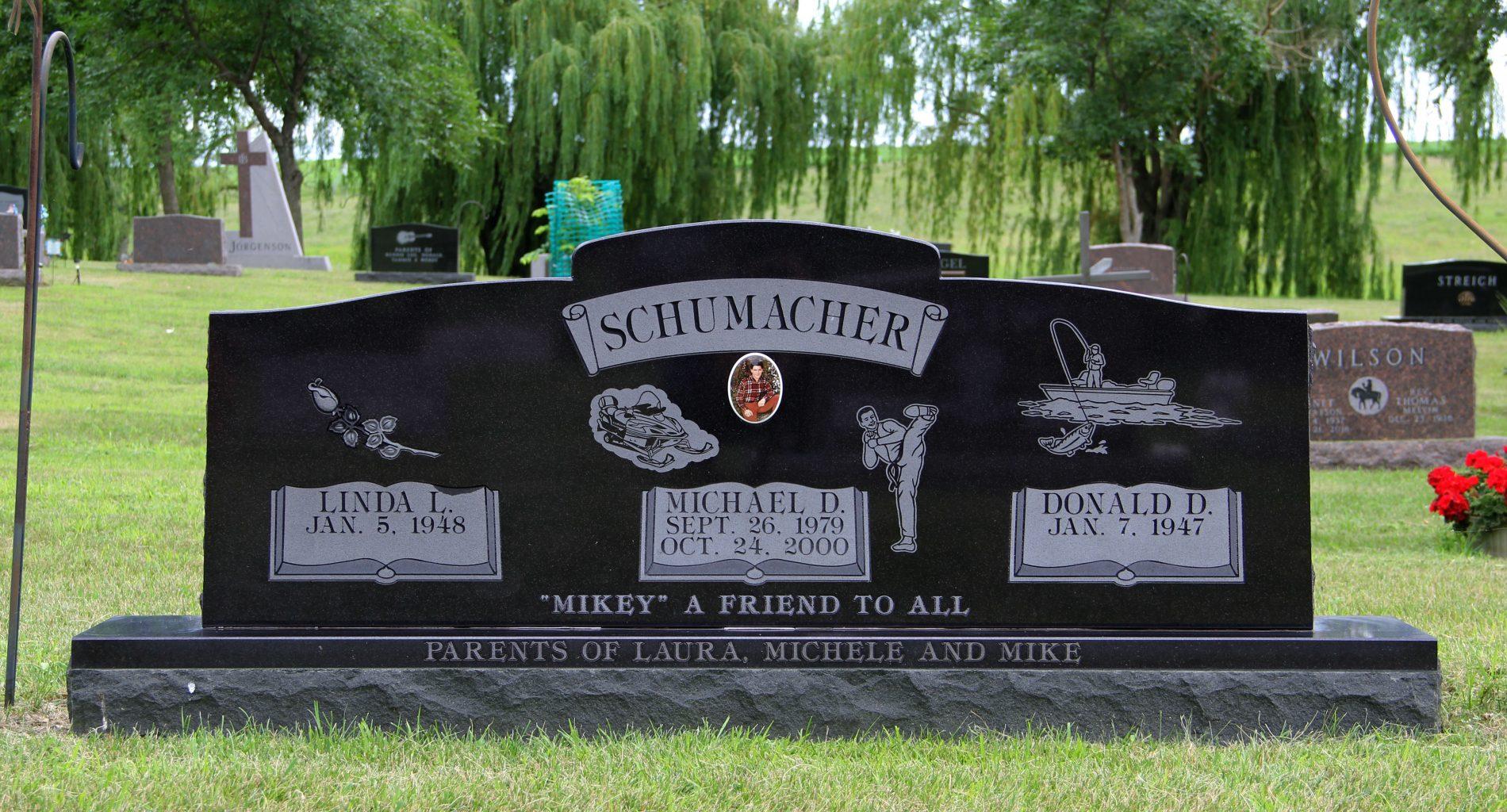 Schumacher Web