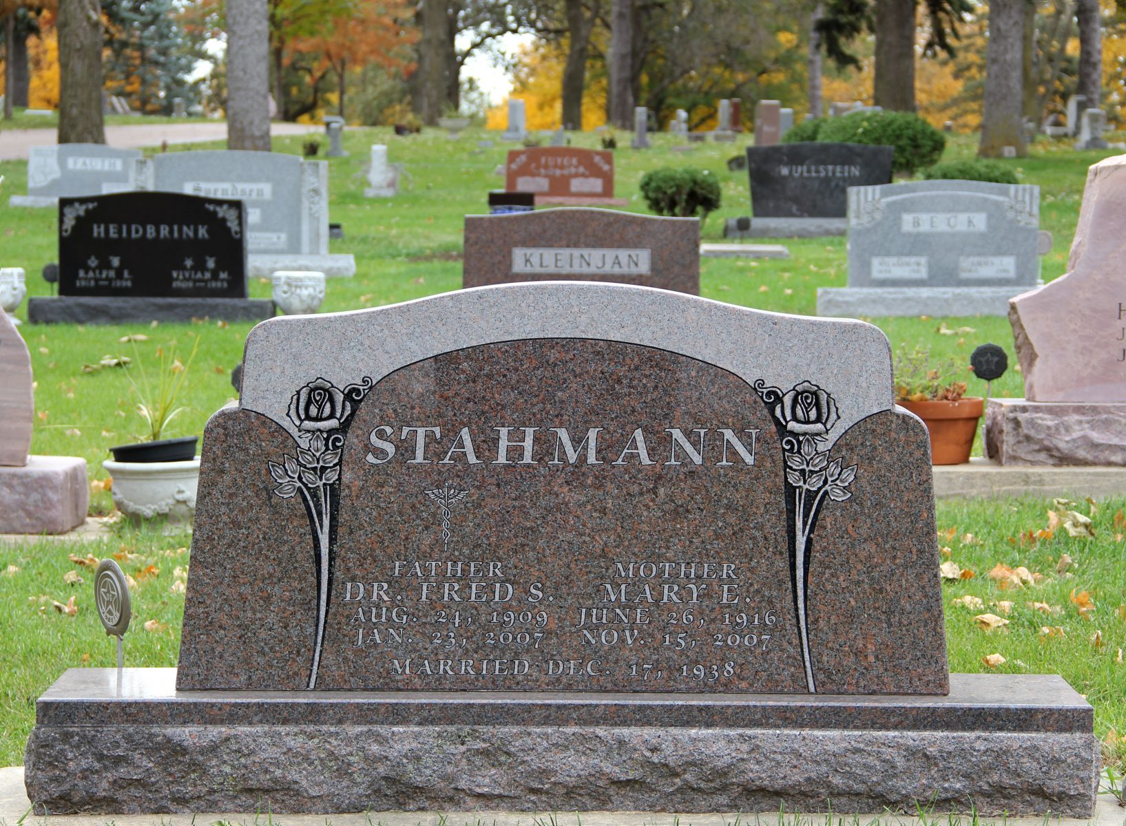 Stahmann Web
