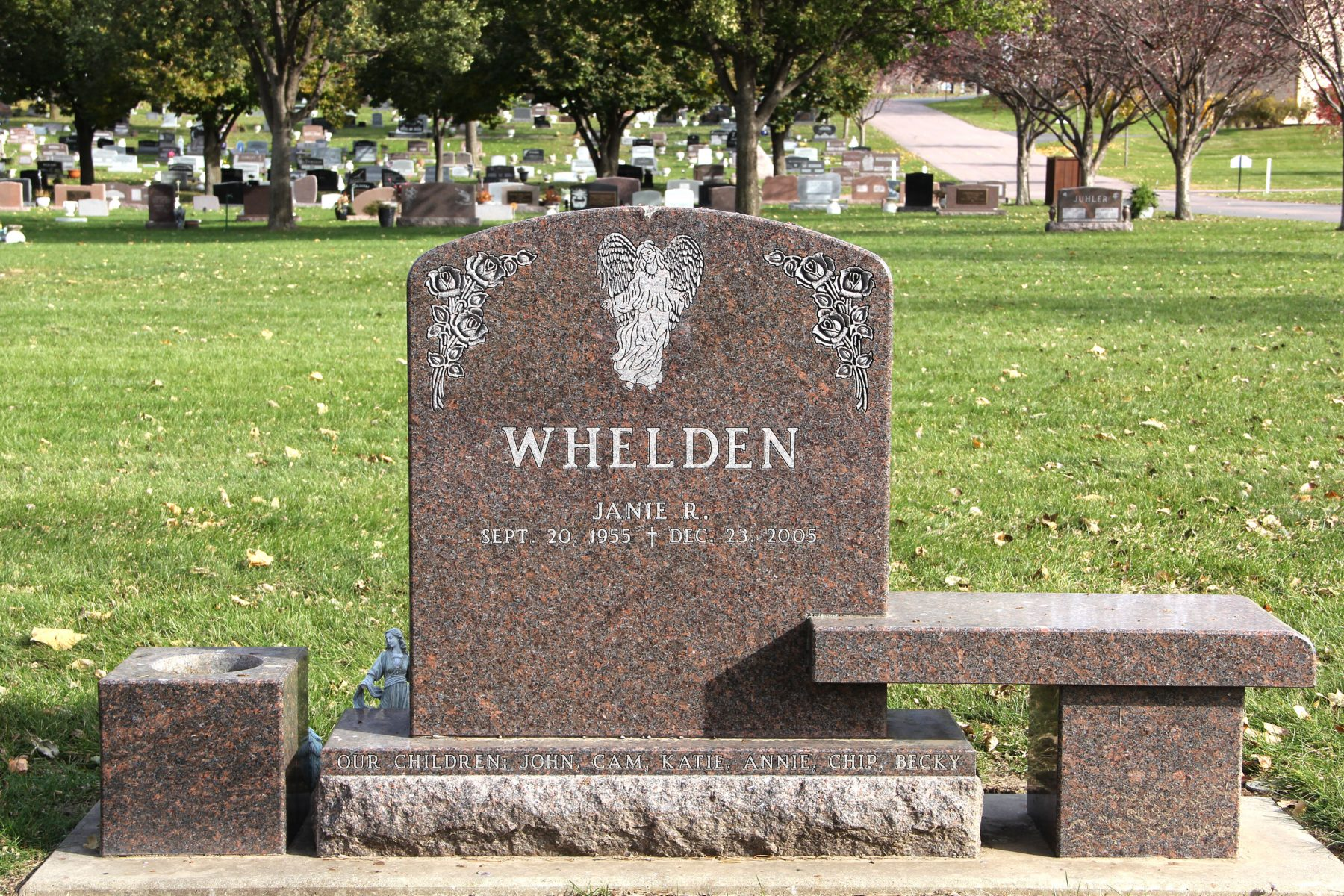Whelden Web
