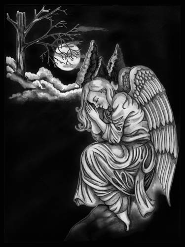 Rb08 Praying Angel