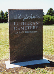 St Johns Luth Cemetery
